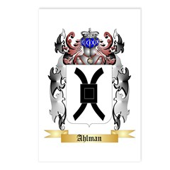 Ahlman Postcards (Package of 8)
