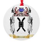Ahlqvist Round Ornament