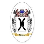 Ahlstedt Sticker (Oval 50 pk)