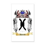 Ahlstedt 20x12 Wall Decal