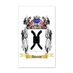 Ahlstedt 35x21 Wall Decal