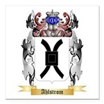 Ahlstrom Square Car Magnet 3