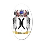 Ahlstrom 35x21 Oval Wall Decal
