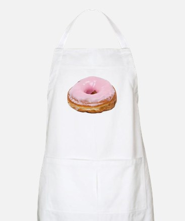 Doughnut pink frosted Apron