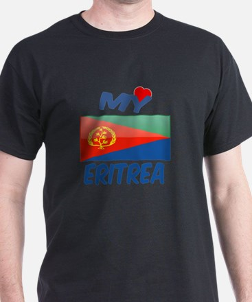 My Love Eritrea T-Shirt