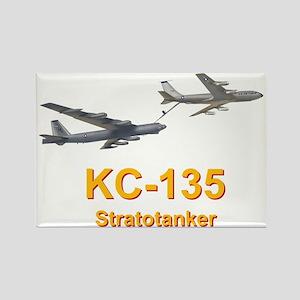 KC-135 Stratotanker Rectangle Magnet