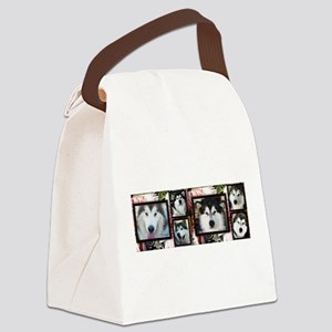 MotoMals Mallies (exclusive pic) Canvas Lunch Bag