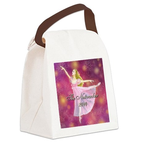 Nutcracker 2014 Canvas Lunch Bag