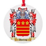 Ahmling Round Ornament