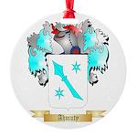 Ahmuty Round Ornament