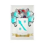 Ahmuty Rectangle Magnet (100 pack)