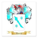 Ahmuty Square Car Magnet 3