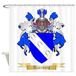 Aiaenberg Shower Curtain