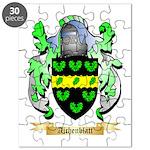 Aichenblatt Puzzle