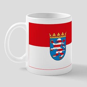 Hessian Flag Mug