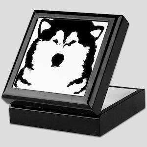 Talk to the Paw Keepsake Box