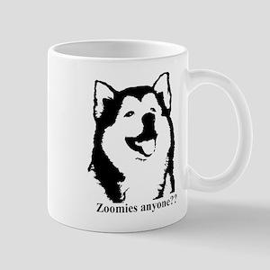 Zoomies Anyone? Mug