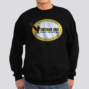 Vietnam Era Vet USAF Sweatshirt (dark)