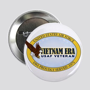 "Vietnam Era Vet USAF 2.25"" Button"