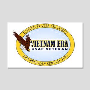 Vietnam Era Vet USAF Car Magnet 20 x 12