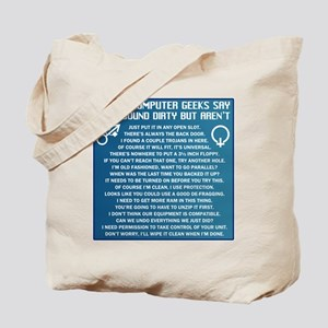 Dirty Computers Tote Bag
