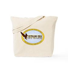 Vietnam Era Vet USCG Tote Bag