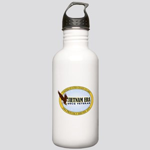 Vietnam Era Vet USCG Stainless Water Bottle 1.0L