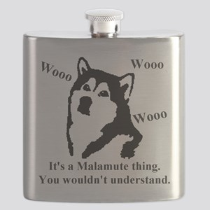 Its a Malamute Thing.. Flask