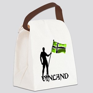 Vinland Patriot Canvas Lunch Bag