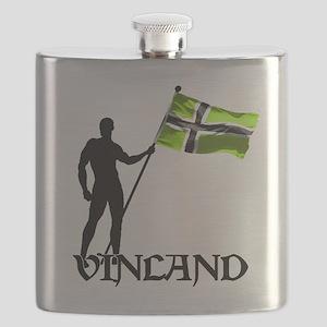 Vinland Patriot Flask