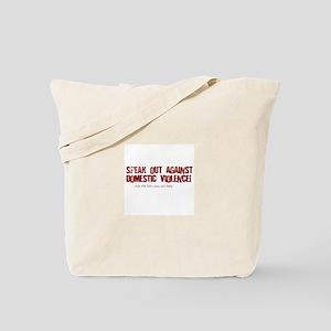 Maroon Speak Out! Tote Bag