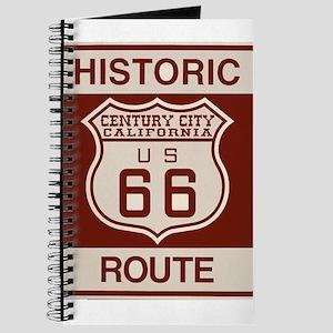 Century City Historic Route 66 Journal