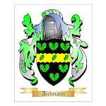 Aichmann Small Poster