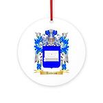 Aindrias Ornament (Round)