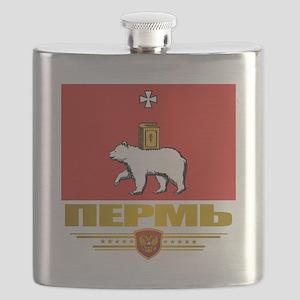 Perm Flag Flask