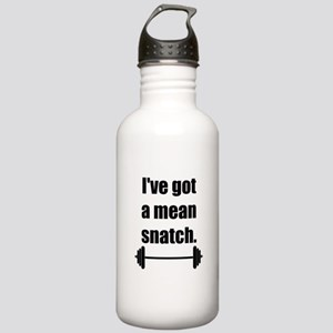 Mean Snatch Stainless Water Bottle 1.0L
