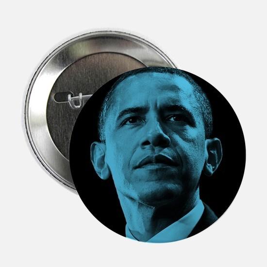 "Barack Obama HOPE TRAIN Jazz Album Cover 2.25"" But"