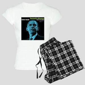 Barack Obama HOPE TRAIN Jazz Album Cover Women's L