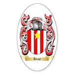 Airay Sticker (Oval 50 pk)