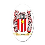 Airey 20x12 Oval Wall Decal