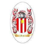 Airy Sticker (Oval 10 pk)