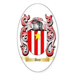 Airy Sticker (Oval 50 pk)