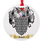 Aiskell Round Ornament