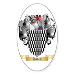 Aiskell Sticker (Oval)