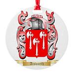 Aisworth Round Ornament