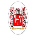 Aisworth Sticker (Oval 50 pk)