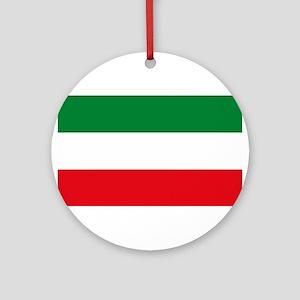 Nordrhein Westfalen Flag Ornament (Round)