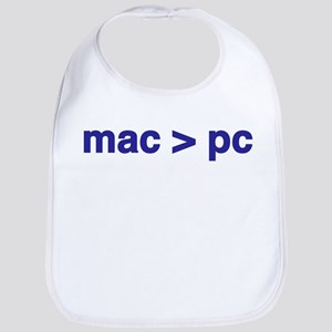 mac > pc - Bib