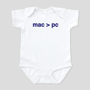 mac > pc - Infant Creeper