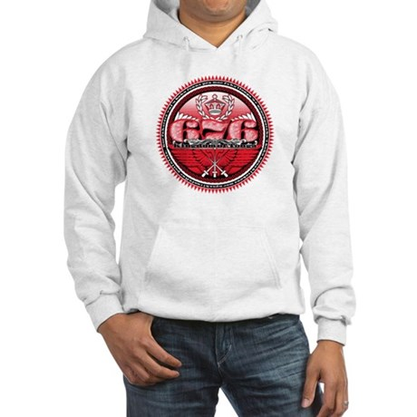 676 Official Unity Seal Hooded Sweatshirt